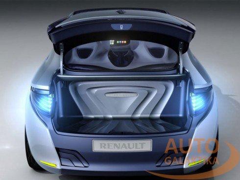 Выход Renault Fluence Z.E.