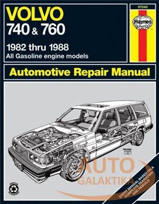 Volvo 740 760 Repair Manual