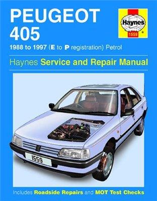 Peugeot 405 1988-1997.