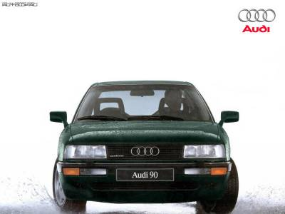 Audi 80/90 Руководство по