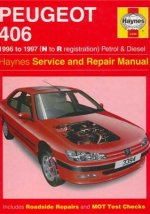 Peugeot 406 Service and Repair Manual.1996-1997 Haynes.