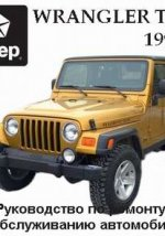 Руководство по ремонту Jeep Wrangler TJ 1999 Service Manual