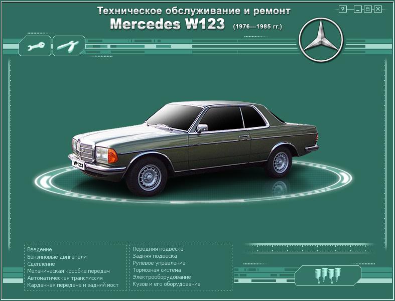 Mercedes E-Class W123