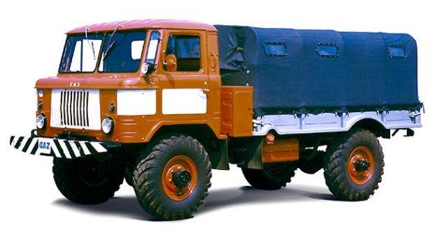ГАЗ-66-11 (1985—1996)
